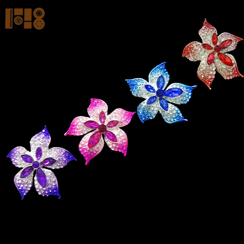 High quality Cheap Classic rhinestone brooch,vintage brooch pins,flower brooches