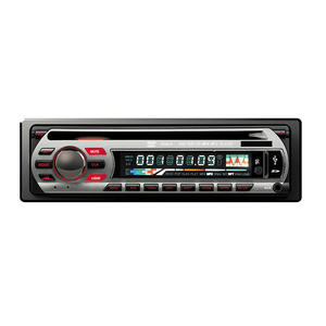 Pannello fisso Car stereo 1 Din Car DVD CD Player con bluetooth