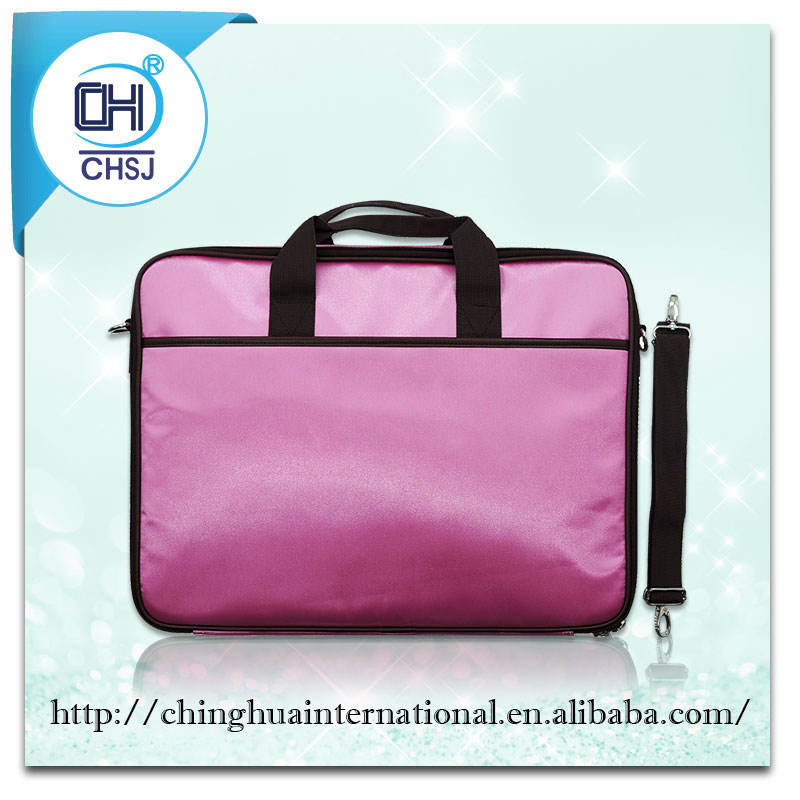 2013 popular portátil bolsa de mano portátil maletín para las niñas al por mayor