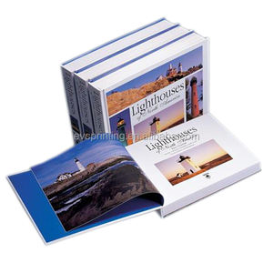 Hardcover photo book printing in China