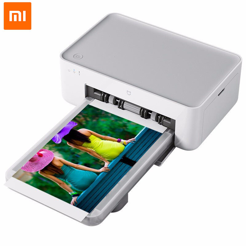 Digital Instant Pocket Smartphone Mobiele Mini Draagbare Xiaomi Mijia Foto <span class=keywords><strong>Printer</strong></span> Machine Draadloze Thermische <span class=keywords><strong>Printer</strong></span>