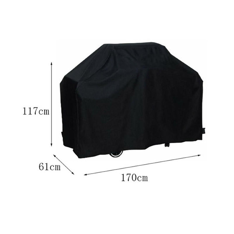 Heavy Duty Waterproof Barbecue outdoor furniture protective cover