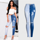 China Factory Custom Jeggings Jeans Denim Pants Skinny Jeans Women