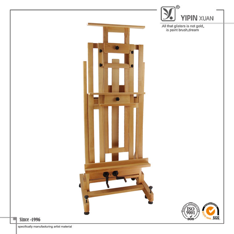 High quality Wooden Artist Studio Easel
