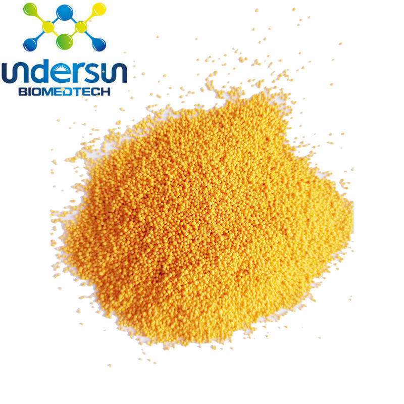 Undersun free samplePrivate Label organic turmeric extract curcumin Compound powder capsules granule Pellet in US Warehouse