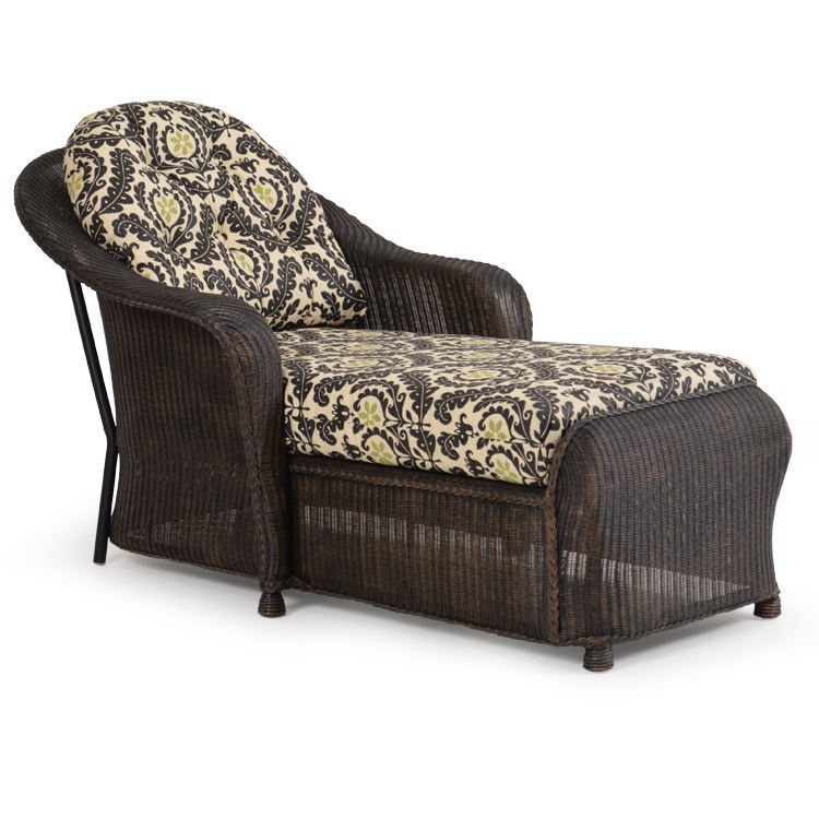 Highly Recommended Single Sofa Chair Luxury Rattan Sun Lounger