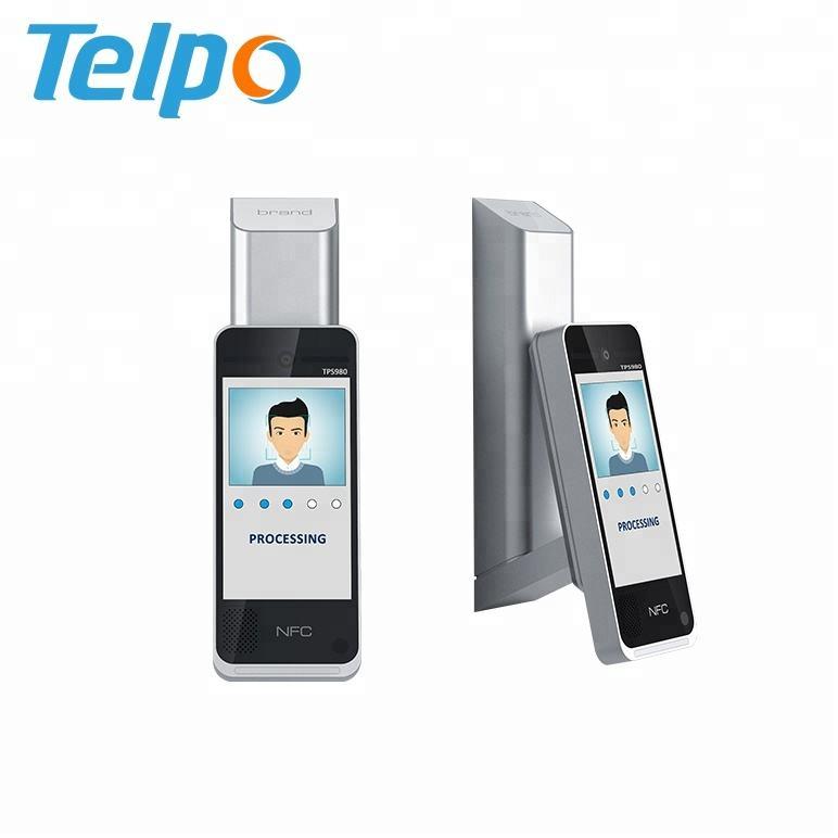 Telpo сенсорный экран Android OS распознавания лиц лицо времени и посещаемости