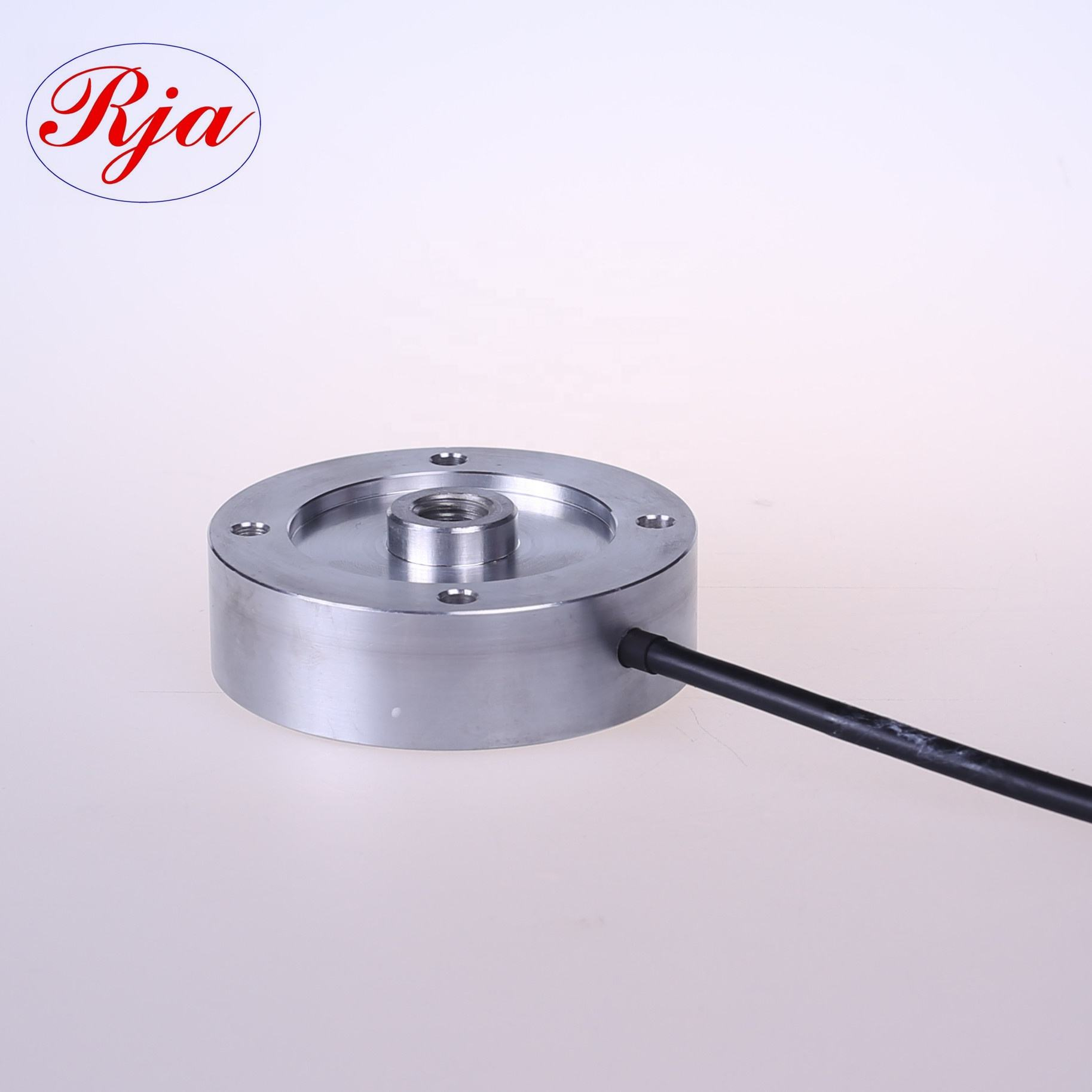 100kg 200kg spoke type round compression load cell for belt scale