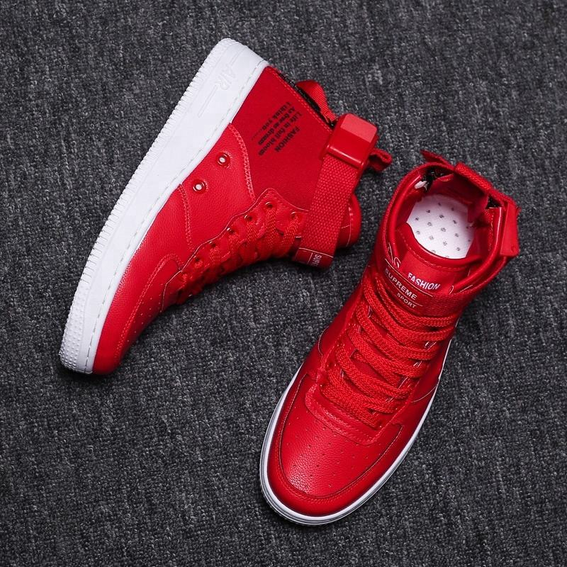 Wholesale Fashion and Durable Men Casual Shoes Skateboard Shoes