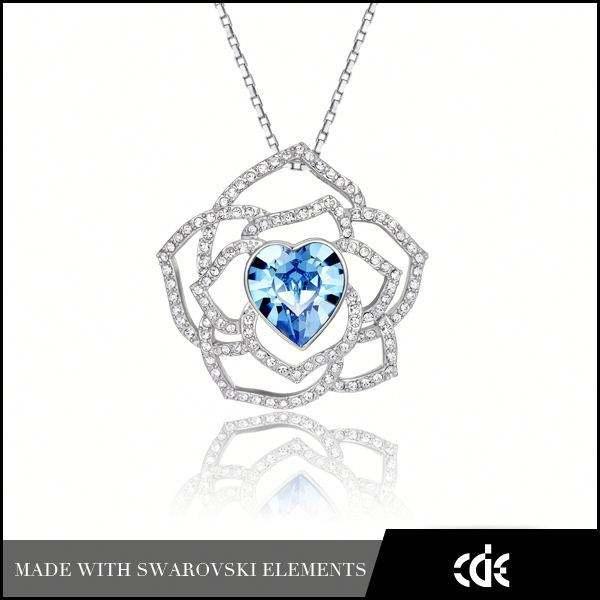 cde <span class=keywords><strong>gros</strong></span> bijoux fantaisie à bas prix cadeau photo coeur pendentif fleur de lotus