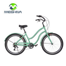 New style26 inch Aluminum frame beach cruiser style bike bicycle