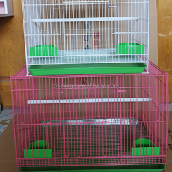 Zisa Factory 60x40x40cm bird breeding cage wholesale cheap price made in china