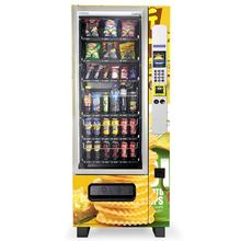 Small combo snack drinks vending machine support credit card payment