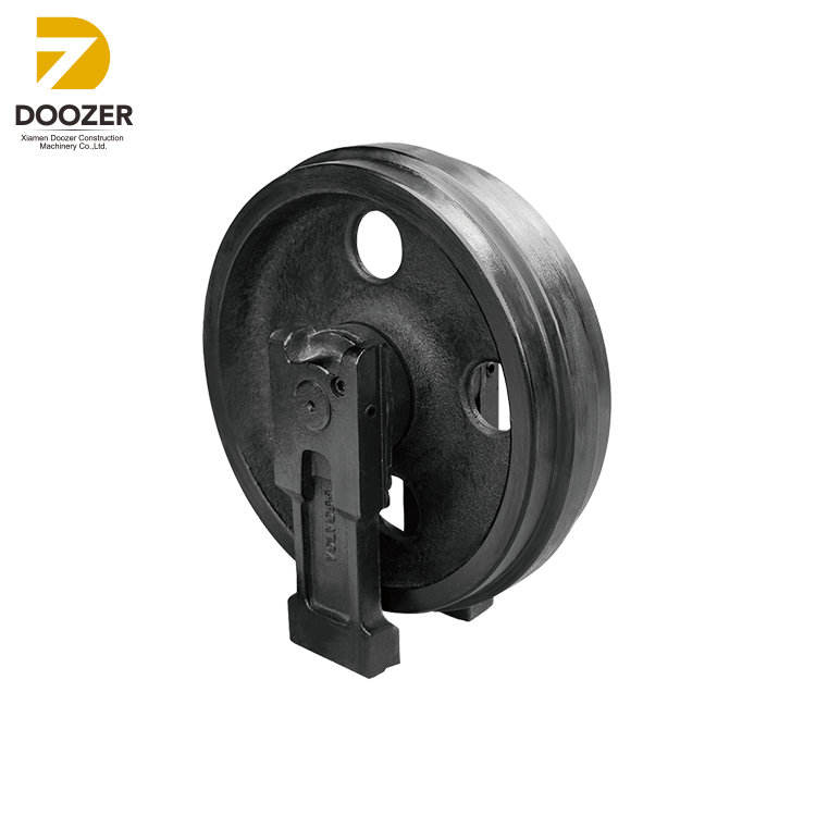 Durable High Precise 55 Excavator Parts Front Idler Wheel for Volvo