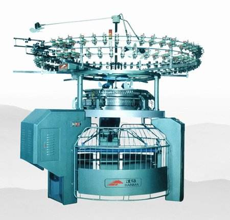 High Speed Single Terry Knitting Machine