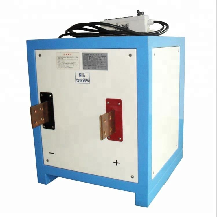 Industrial high frequency 2000A 12V switching metal electroplating plating anodizing rectifier machine