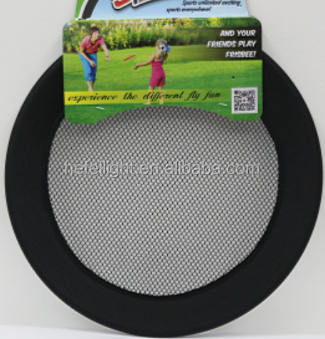 Ronde plastic elastische netto flying disc