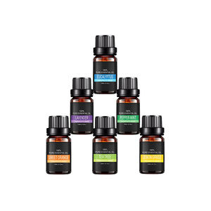 OEM/ODM lavender essential oil, 100% pure and natural 6PCS(5ML)