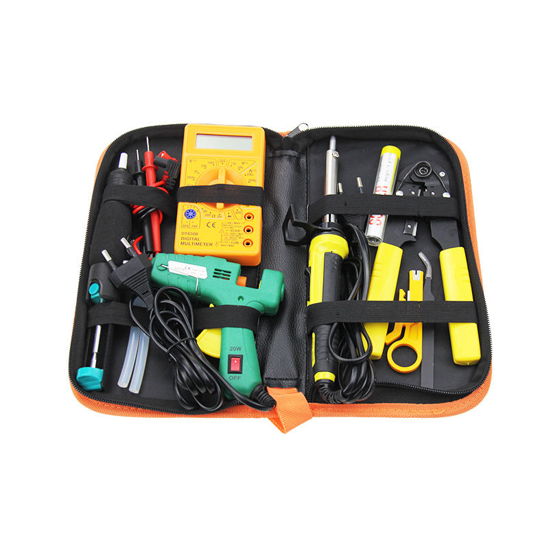 Precision Professional Welding Household Multi機能Tool Kit Soldering鉄キット