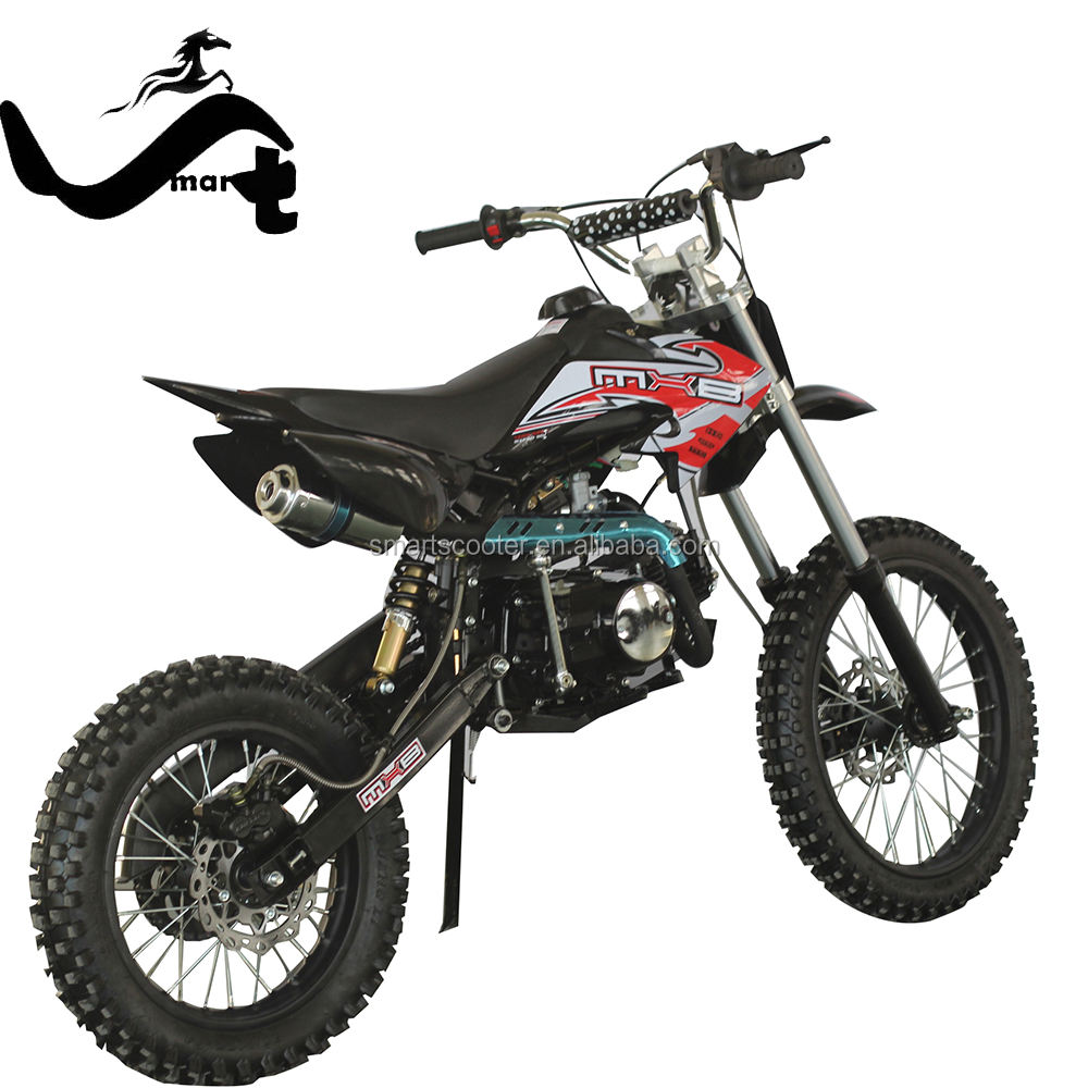 High quality mini moto cross 125cc dirt bike/pit bike racing dirt bike