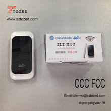 Tozed high quality mini wifi 4g lte outdoor cpe