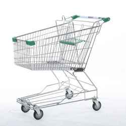 125L wholesale shop supermarket store warehouse personal shopping trolleys