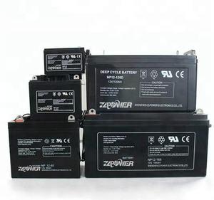 12V 100AH 120AH 150AH 200AH 300AH sealed lead acid AGM deep cycle solar battery