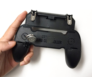 Mobile Game Trigger Joystick Gamepad Eat chicken shooting button mobile game controller for pubg Games