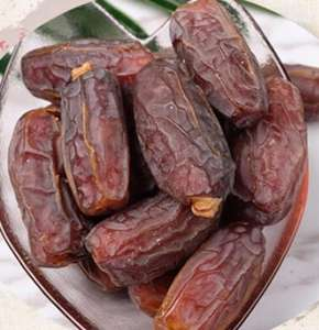 Ye zao natural dried Date palm fruits for food