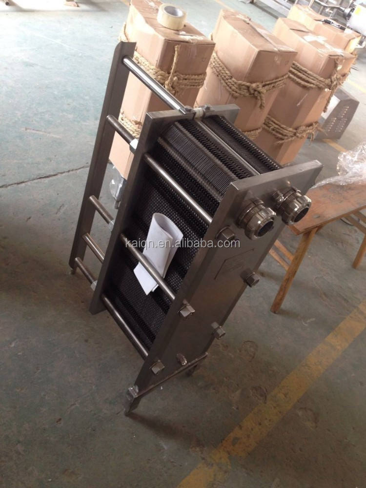 milk plate pasteurizer/ plate heat exchanger