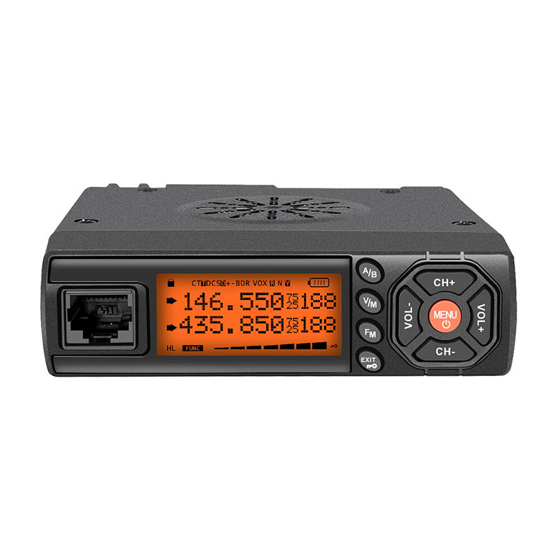 Amazon best selling mobile radio Z218 25W repeater dual band radio ham car transceiver