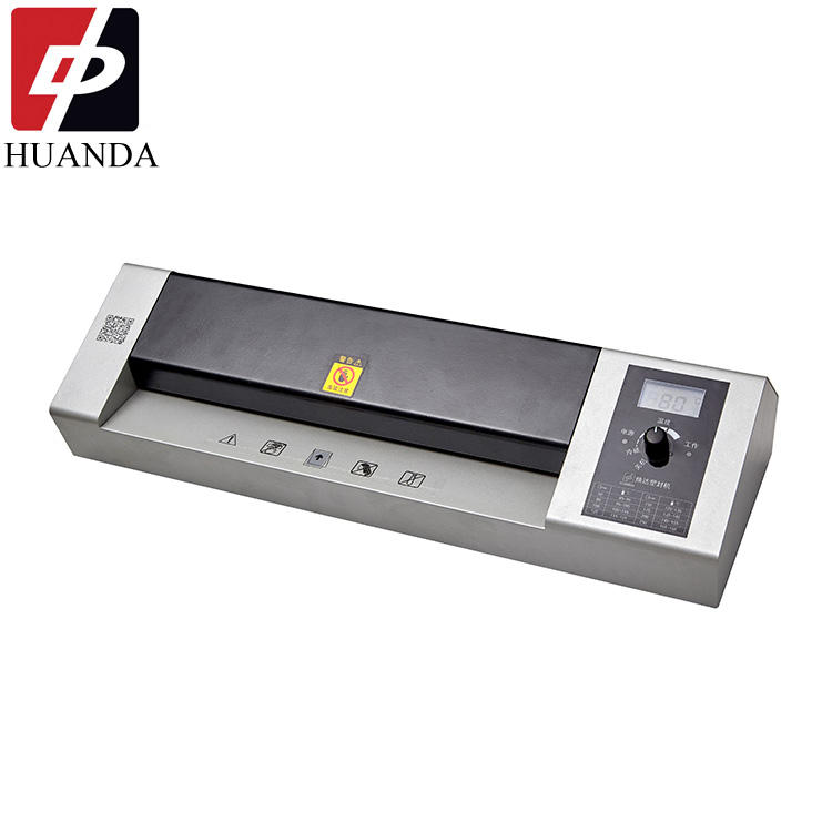 HD-32020B 4 Roller Mini Thermal Laminator Laminating Machine