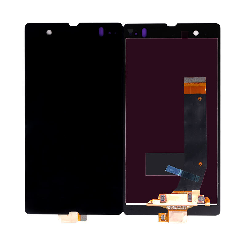 5 Inch Accessories Smartphone LCD Display Panel For Sony Xperia Z C6603 C6602 L36H LCD Touch Screen