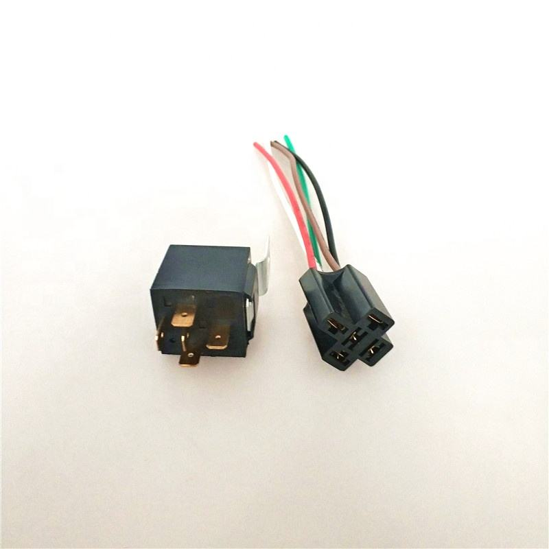 Best 4 pins 5 pins auto relay 12v