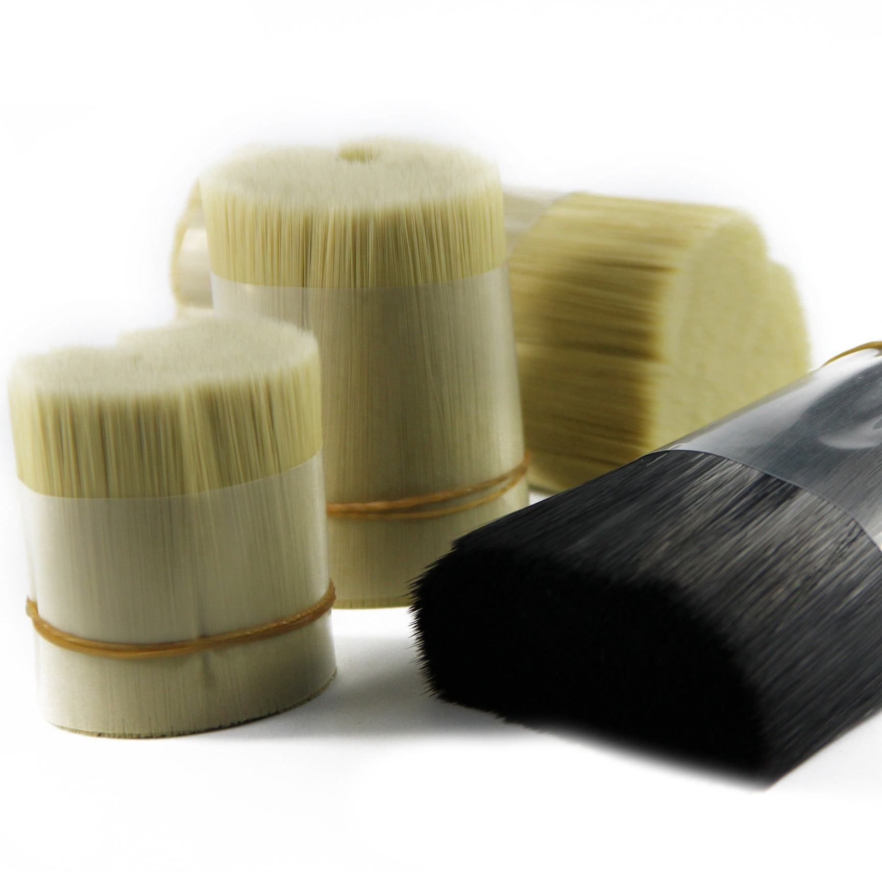 Professional manufacture supply PET hollow filament for paint brush
