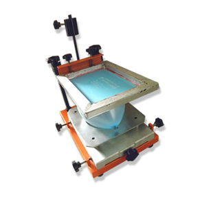 Cheap and good quality Single Color Manual Balloons Printing Machine