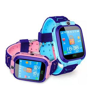 2019 Горячая продажа 1,4 дюймов сенсорный экран часы Поддержка sim-карты Sos Водонепроницаемый умный телефон детские часы оптом