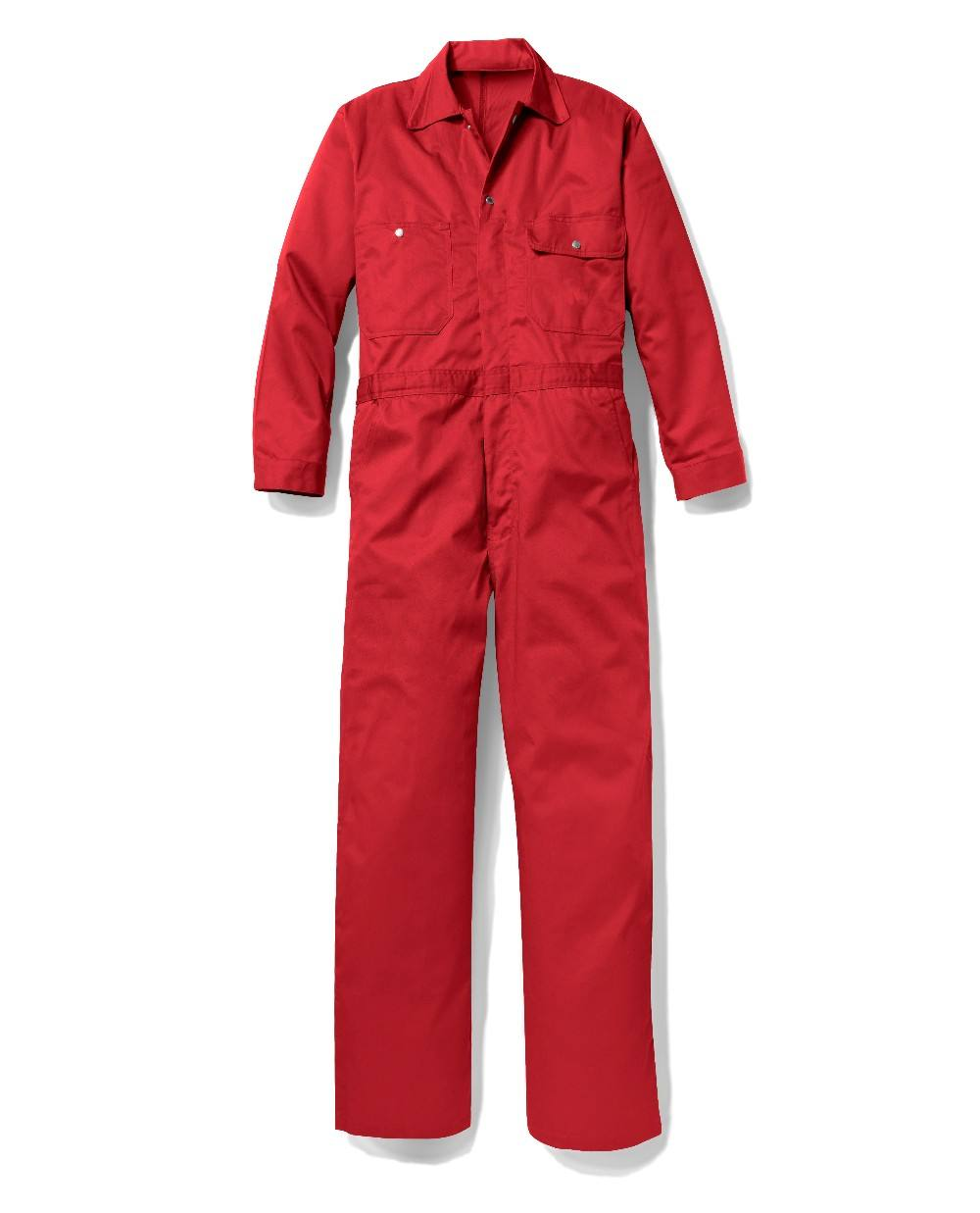 long sleeve red bib overalls for men painters
