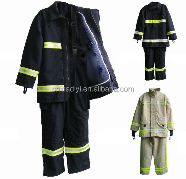 made in china goods fire fighting suit