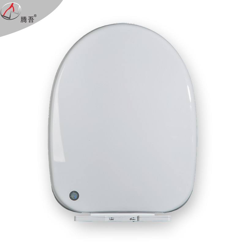 Adjustable universal size OEM ODM wc bidet toilet seat cover