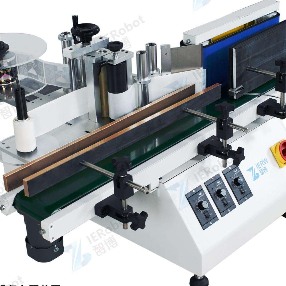 Factory price red wine labeling machine Water Plastic Wine excellent shampoo printing labeling machine cream labeling machine