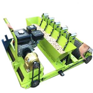Professional and practical garlic seed drill planter machine garlic seeding machine