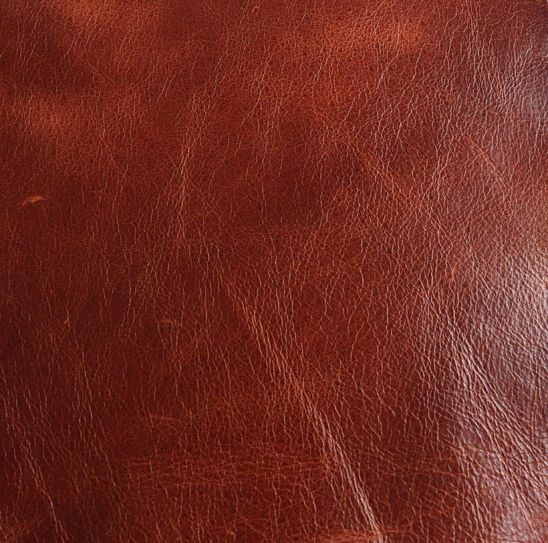 Buffalo leather with oil/wax treatment genuine furniture hide leather upholstery