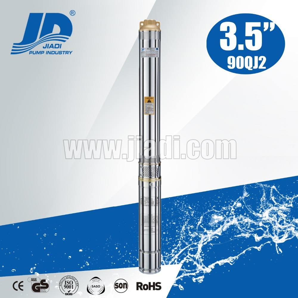"3.5"" 90QJ2 kirloskar submersible pumps"