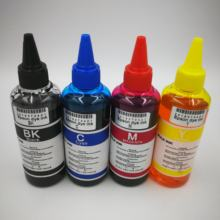 4x 100ml universal refill ink kit dye ink compatible for hp for canon brother for Epson printer ink all models