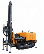 M 180m Deep KW180 Geothermal Water Well Drilling Machine Rig in China