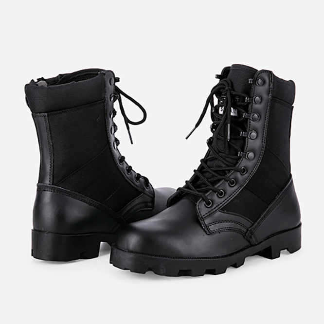 Factory Direct Sales Cheap Military Boots Army Boots Tactical ShoesためMen
