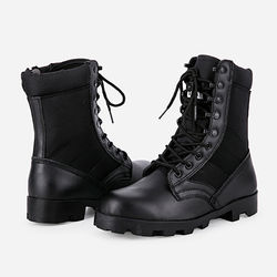 Factory Direct Sales Cheap Military Boots Army Boots Tactical Shoes for Men