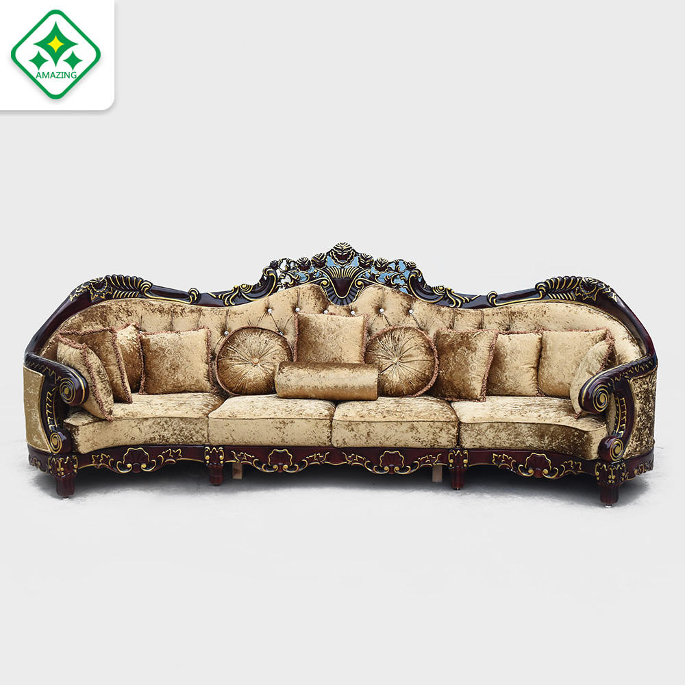 Modern furniture couch executive living room sofa