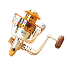 Other Fishing Products 12BB Ball Bearings Aluminum Spinning Fishing Reels